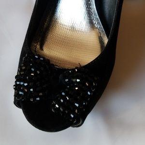 Suade Heels
